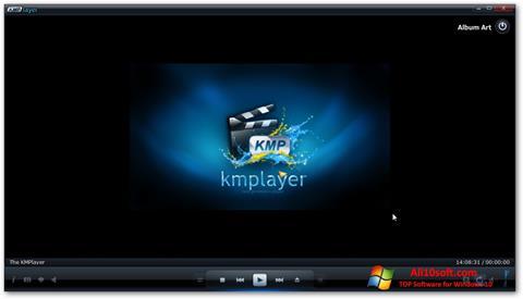 Screenshot KMPlayer para Windows 10