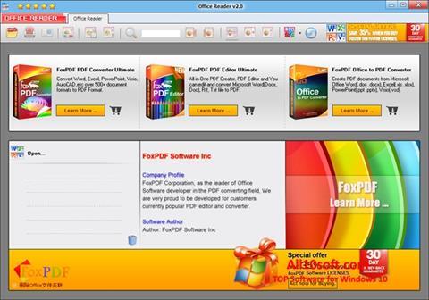 Screenshot VSD Viewer para Windows 10