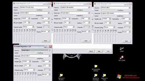 Screenshot Virtual Audio Cable para Windows 10