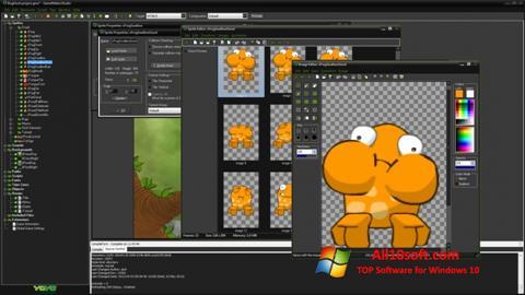 Screenshot GameMaker: Studio para Windows 10