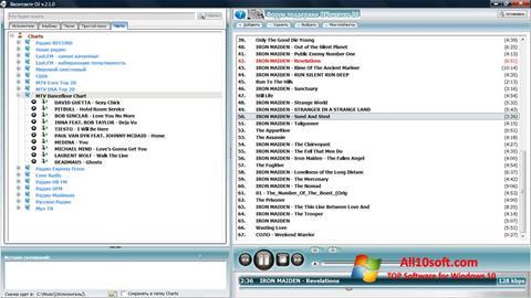 Screenshot VKontakte DJ para Windows 10